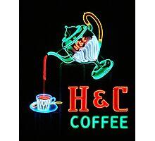 Yummy Coffee~ Photographic Print