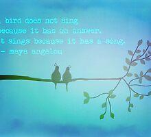 Sing by emilybrownart