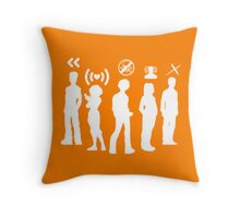 What's our powers? Throw Pillow