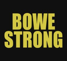 Bowe Strong by Paducah