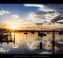 Hastings River - Port Macquarie by David Lam