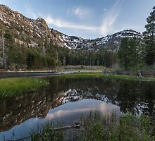 Lily Lake by Richard Thelen