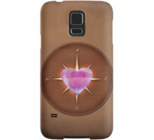 My Heart Guides Me Samsung Galaxy Case/Skin