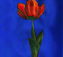 Red Tulips by americo