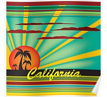 Welcome to California Poster
