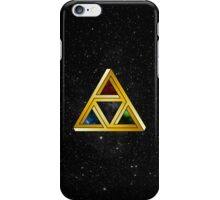 The Tri[llusion] Force iPhone Case/Skin