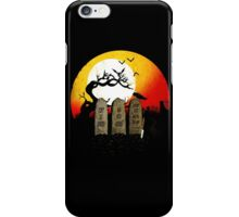 Graveyard Confession iPhone Case/Skin