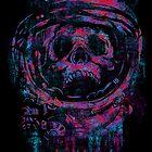 AstroSkull by Lou Patrick Mackay
