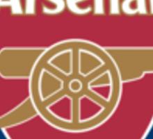 Arsenal F.C Logo Crest Sticker