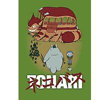 Tonari Ride Photographic Print