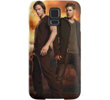 supernatural - dean and sam Samsung Galaxy Case/Skin