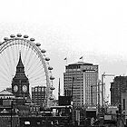 London Skyline by Ruth Durose