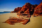 Cape Leveque Beach by Jan Fijolek