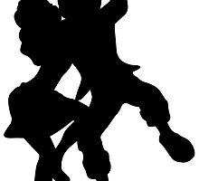 Shag dancers1 by Balboa29