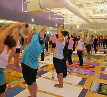 Transform Body and Mind with Bikram Yoga by bikramyogascars