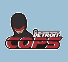 Detroit Cops by Buby87