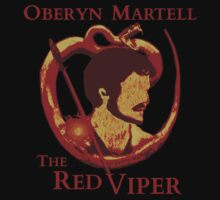Oberyn Martell -The red Viper (2) by FandomizedRose