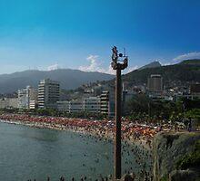 Rio de Janeiro by Nicklas Gustafsson