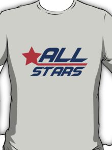 Cool Allstars Logo Design T-Shirt