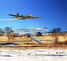 Winter Belle by J Biggadike