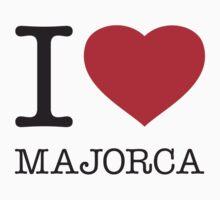 I ♥ MAJORCA T-Shirt