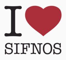 I ♥ SIFNOS by eyesblau