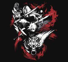 Amano Chaos Fantasy by jimiyo