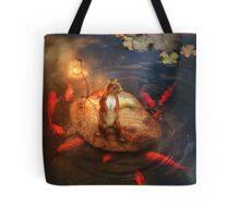 Columbus the Squirrel Tote Bag