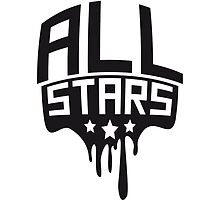 Allstars stamp graffiti by Style-O-Mat