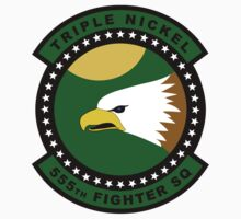 555th Fighter Squadron - Triple Nickel by VeteranGraphics