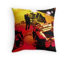 """Phishin' at MSG 1"" Throw Pillow"