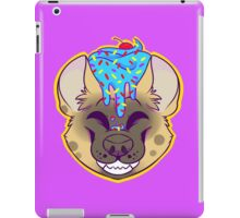 Cupcake Spotted Hyena iPad Case/Skin
