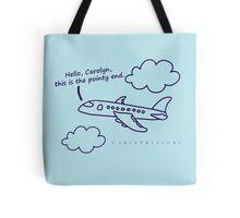 Hello, Carolyn Tote Bag