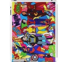 Super Princesses  iPad Case/Skin