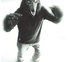 BIG BAD WOLF by samandoliver