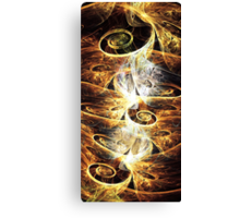 Time Springs Canvas Print