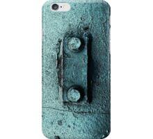 Meep - Metal Frog iPhone Case/Skin