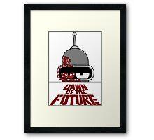Bender Dawn of the Future - Light Framed Print