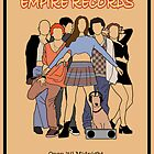 Empire Records - Movie Poster by FinlayMcNevin