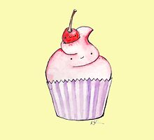 Cupcake with a Cherry on Top by Avé Renée