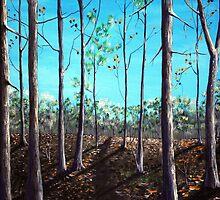 Bright Forest by Anastasiya Malakhova