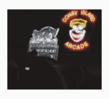 Coney Island Arcade T-Shirt