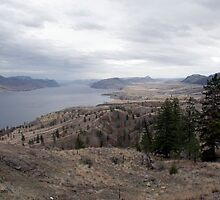 Kamloops Lake by ispeak