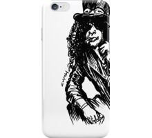 Back Slash iPhone Case/Skin