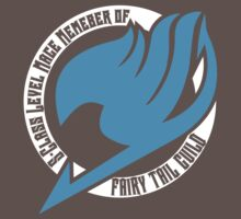 Fairy Tail Guild Member (Blue) by PixelStampede