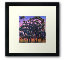 My Day is Done Now Framed Print