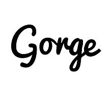 Gorge by GiveMore
