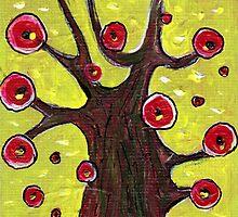 Tree Sentry by Anastasiya Malakhova