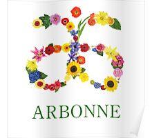 Arbonne Logo  Poster