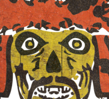 Greatest Khan Sticker